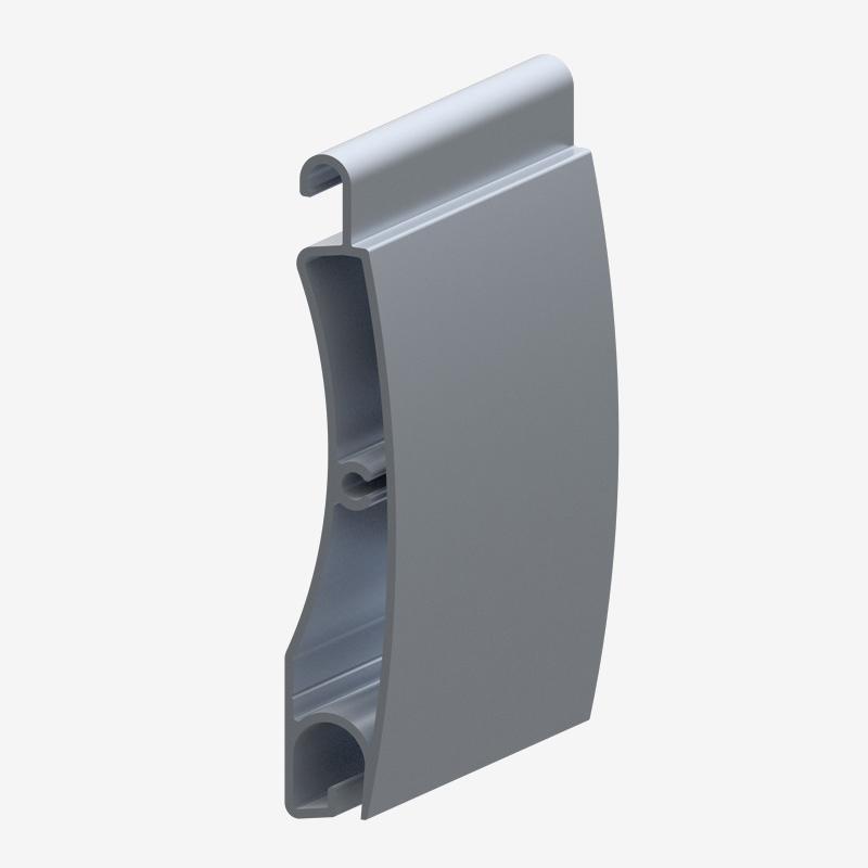 Persiana Aluminio Seguridad Segur EC-60