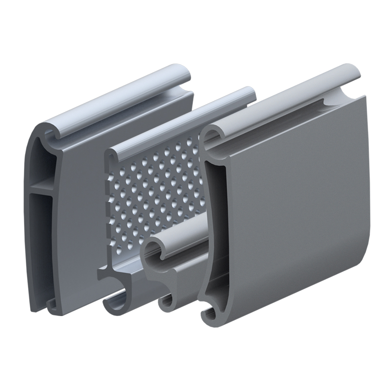 Persiana aluminio seguridad Bioclim-45